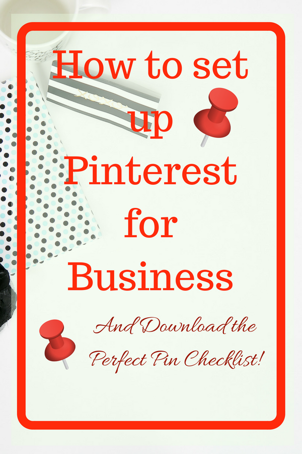 How to set up Pinterest for Business #pinterest #pinteresttips #pinterestmarketing #pinteresttraffic #pinterestbusiness #pinterestbusinessmarketing #pinterestbusinesstips